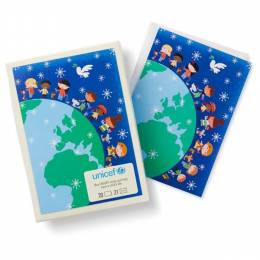 Hallmark Children Around the World Christmas Boxed Cards