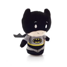 Hallmark DC Comics itty bittys BATMAN  Stuffed Animal