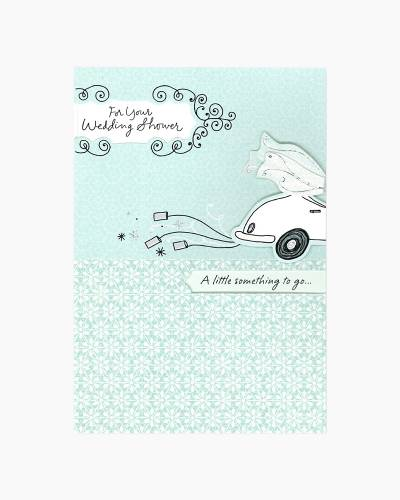 Happily Ever After Wedding Shower Card