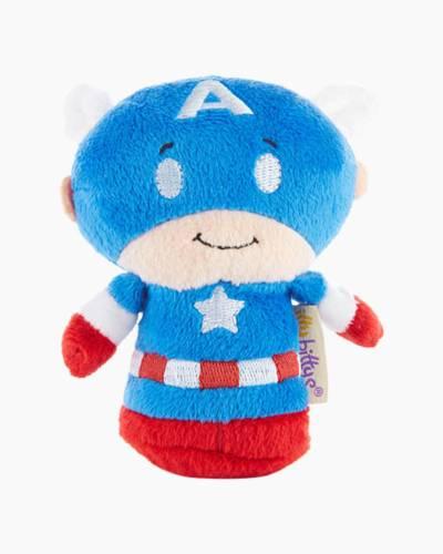 Marvel itty bittys CAPTAIN AMERICA Stuffed Animal