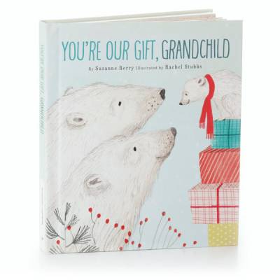 You're Our Gift, Grandchild Recordable Storybook