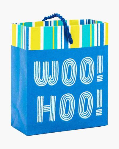 Woo Hoo Gift Card Holder Mini Bag, 4.5""