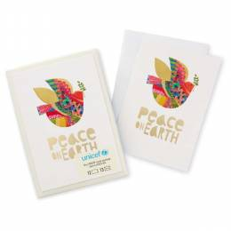 Hallmark Peace on Earth Colorful Dove Christmas Boxed Cards