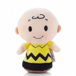 Hallmark itty bittys Charlie Brown Stuffed Animal