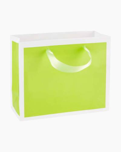 Chartreuse Small Gift Bag