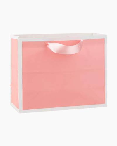 Shell Pink Medium Gift Bag