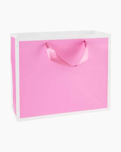 Bubble Gum Pink Medium Gift Bag