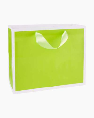 Chartreuse Medium Gift Bag