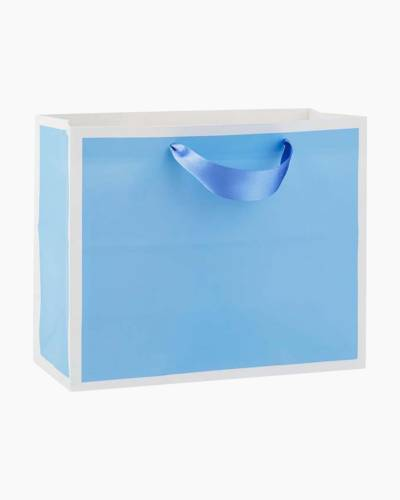 Periwinkle Medium Gift Bag