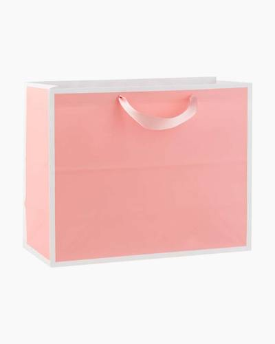 Shell Pink Large Gift Bag