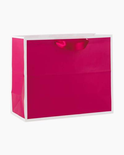 Raspberry Large Gift Bag