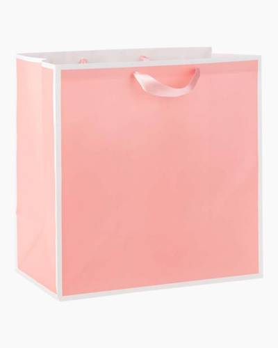 Shell Pink Extra-large Gift Bag