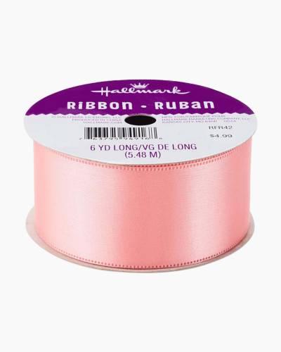 "Shell Pink 1.5"" Ribbon"