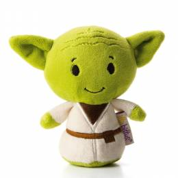 Hallmark itty bitty YODA Stuffed Animal