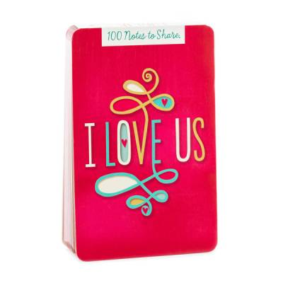 I Love Us Love Notes Gift Book