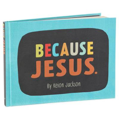 Because Jesus Gift Book