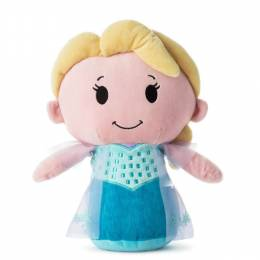 Hallmark itty bittys biggy Elsa Stuffed Animal