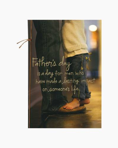 Men Like You Father's Day Card