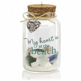 Hallmark A Day at the Beach Sand and Shells Keepsake Ornament