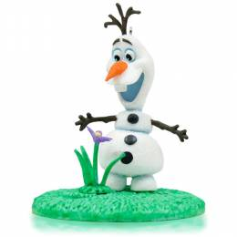 Hallmark Disney Frozen Olaf In Summer Keepsake Ornament