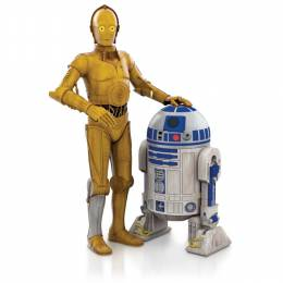 Hallmark Star Wars: A New Hope C-3PO and R2-D2 Keepsake Ornament
