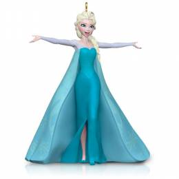 Hallmark Disney Frozen Let It Go Queen Elsa Keepsake Ornament