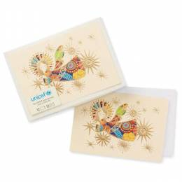 Hallmark Colorful Angel Christmas Boxed Cards