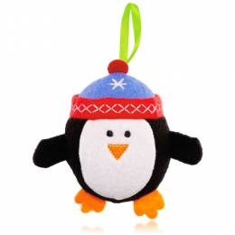 Hallmark Hallmark Keepsake Kids Penguin Pal Plush Ornament