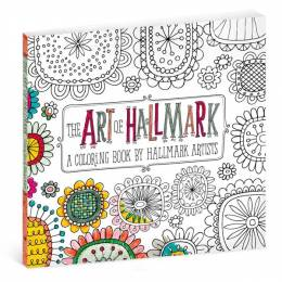 Hallmark The Art of Coloring Book for Adults