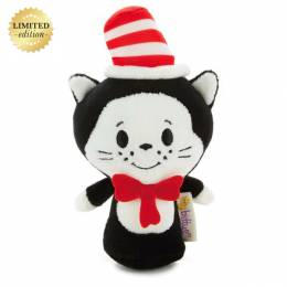 Hallmark itty bittys Cat in the Hat Stuffed Animal Limited Edition
