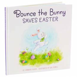Hallmark Bounce the Bunny Saves Easter Book