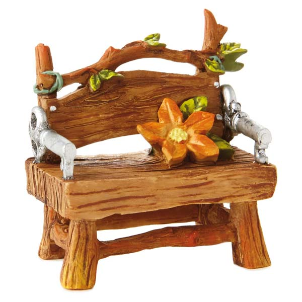Peachy Fairy Garden Bench Garden Decoration Ibusinesslaw Wood Chair Design Ideas Ibusinesslaworg