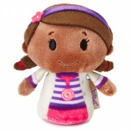 Hallmark itty bittys Doc McStuffins Stuffed Animal