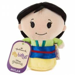 Hallmark itty bittys Mulan Stuffed Animal