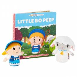 Hallmark itty bittys Little Bo Peep Stuffed Animals and Storybook Set