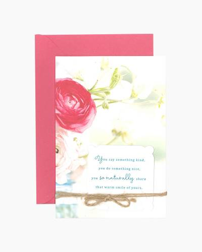 Wishing You Happiness Birthday Card