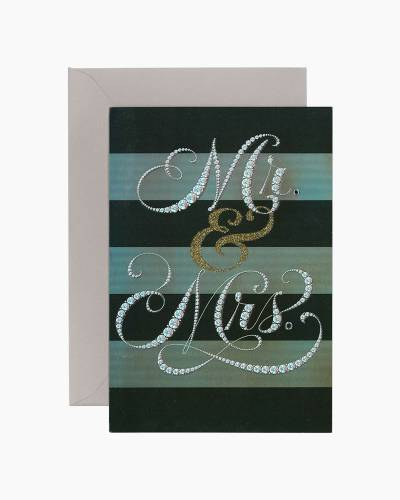 Happy Wedding. Happy Life. Wedding Card