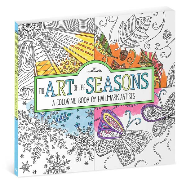 Coloring Books: Adult Coloring Books, Kid\'s Coloring Books ...