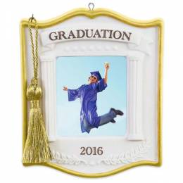Hallmark Graduation Photo Holder Ornament