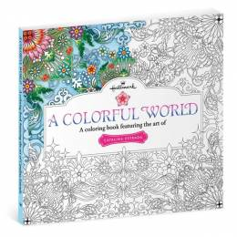 Hallmark A coloringful World-A coloring Book Featuring the Art of Catalina Estrada
