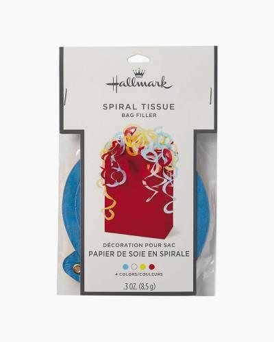 Multicolor Spiral Tissue Bag Filler
