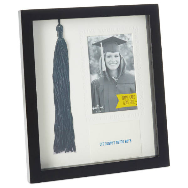 Hallmark Graduation Tassel And Photo Holder Frame The Paper Store