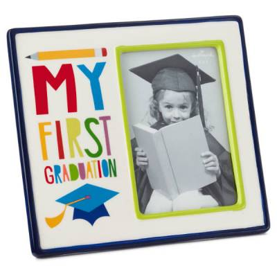 Hallmark My First Graduation Frame | The Paper Store