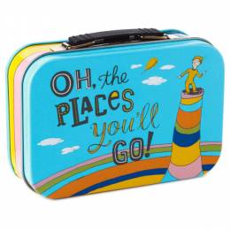 Hallmark Dr. Seuss Oh, the Places You'll Go Graduation Gift Card and Money Holder