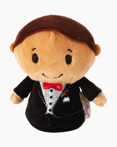 itty bittys Groom Stuffed Animal