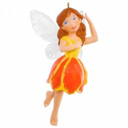 Hallmark Fairy Messengers Tulip Ornament