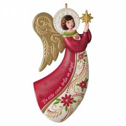 Hallmark Angel de Luz Ornament