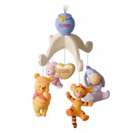 Hallmark Baby's First Christmas Winnie the Pooh Collection Ornament