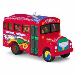 Hallmark The Muppets The Electric Mayhem Bus Musical Ornament