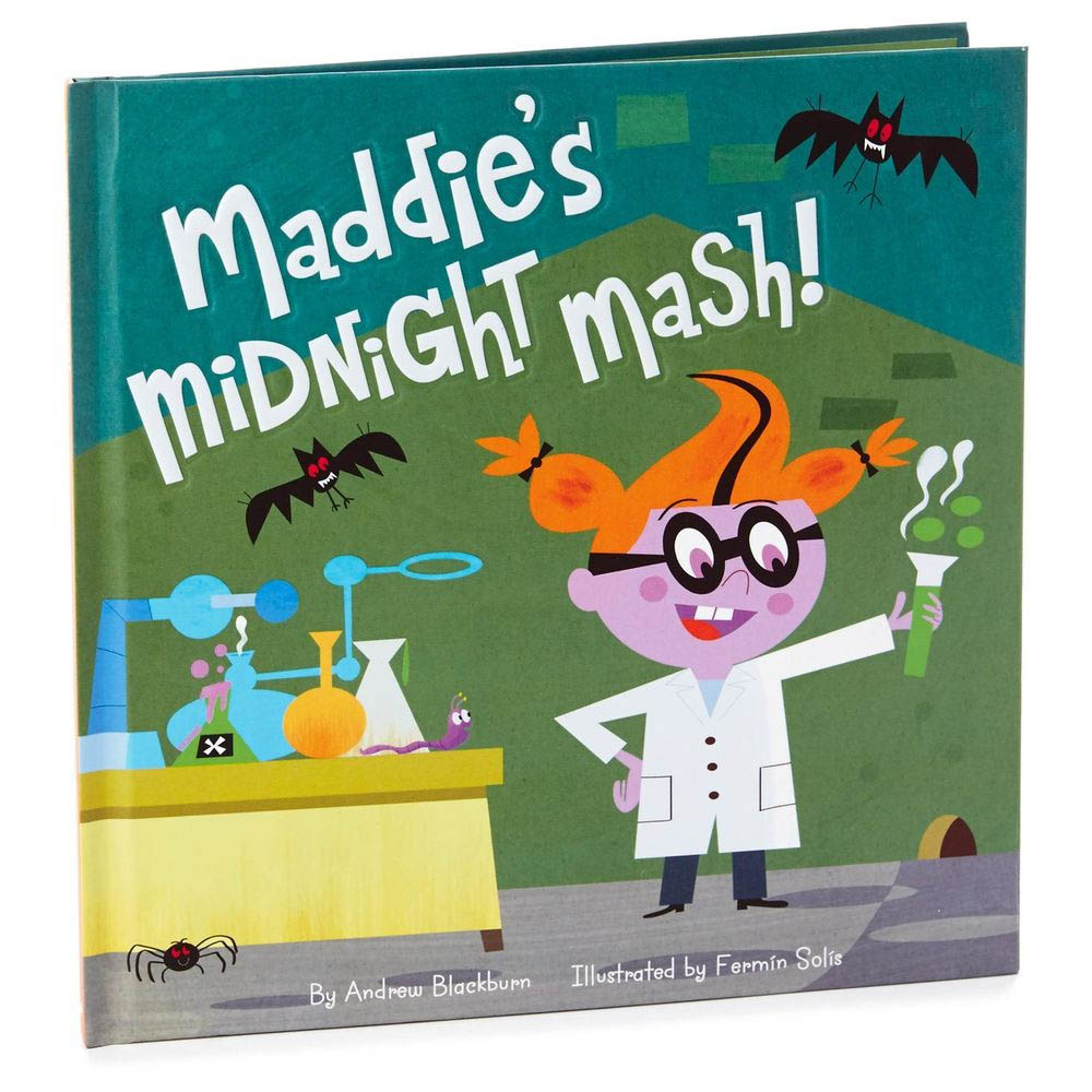 Hallmark Maddie's Midnight Mash Book